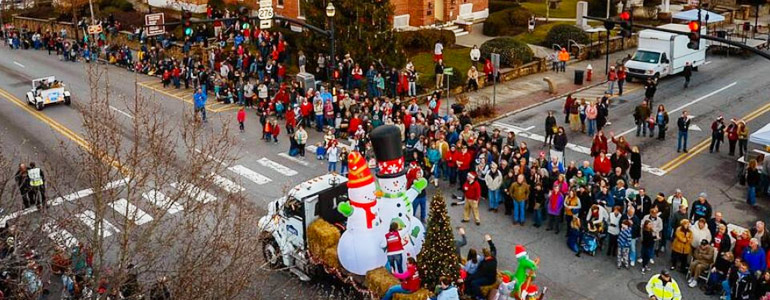 Annual Downtown Brevard Christmas Parade